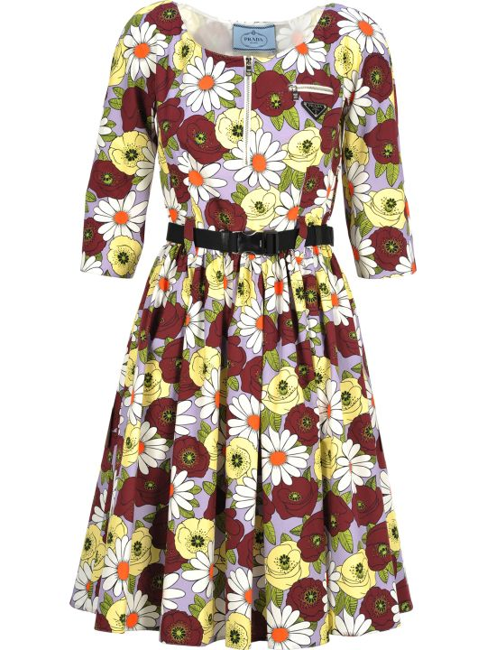 Prada Dress Blossom