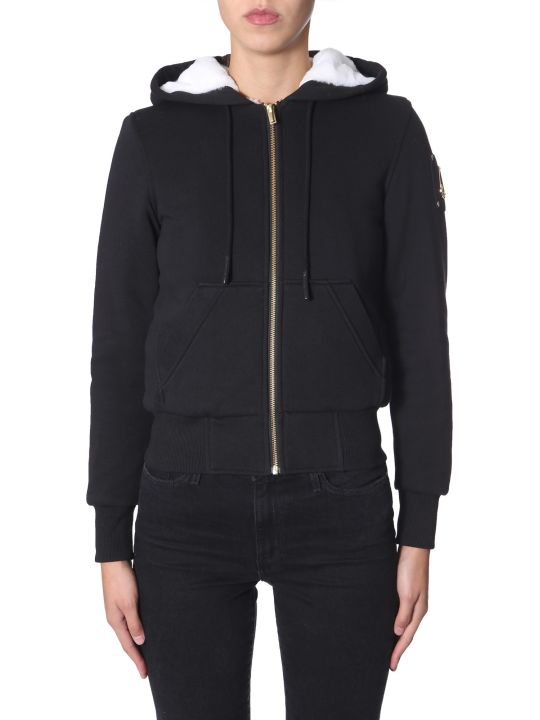 Moose Knuckles Hooded Jacket