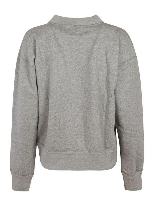 Isabel Marant Classic Logo Print Sweatshirt