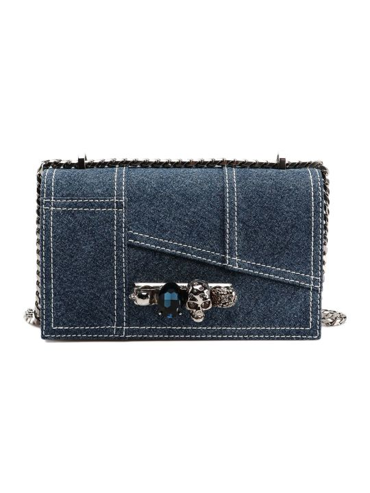 Alexander McQueen Jewel Shoulder Bag