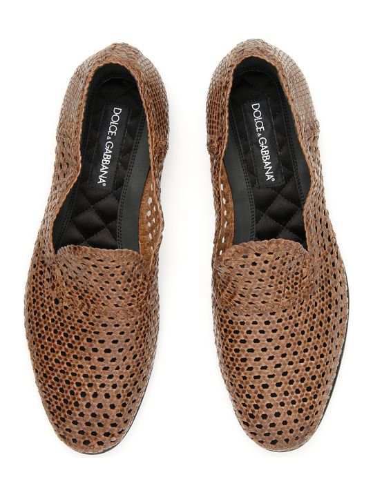 Dolce & Gabbana Florio Loafers