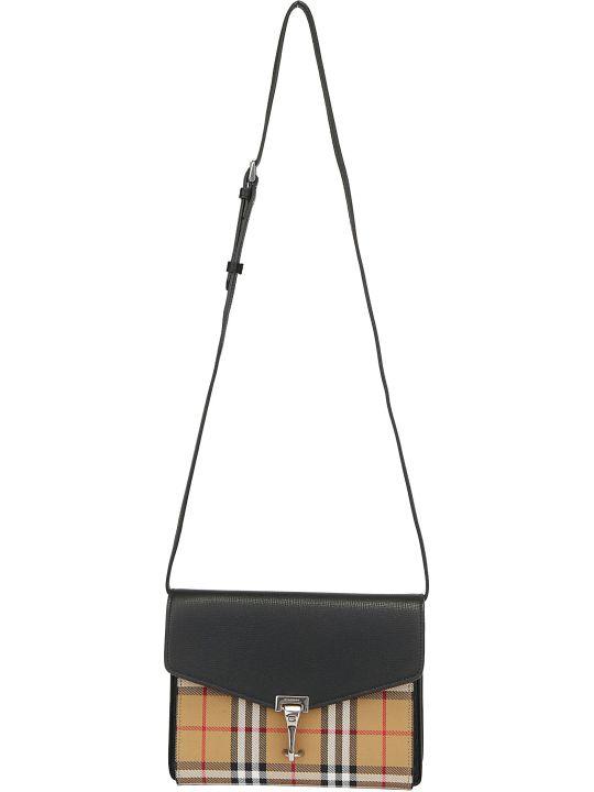 Burberry Small Macken Shoulder Bag