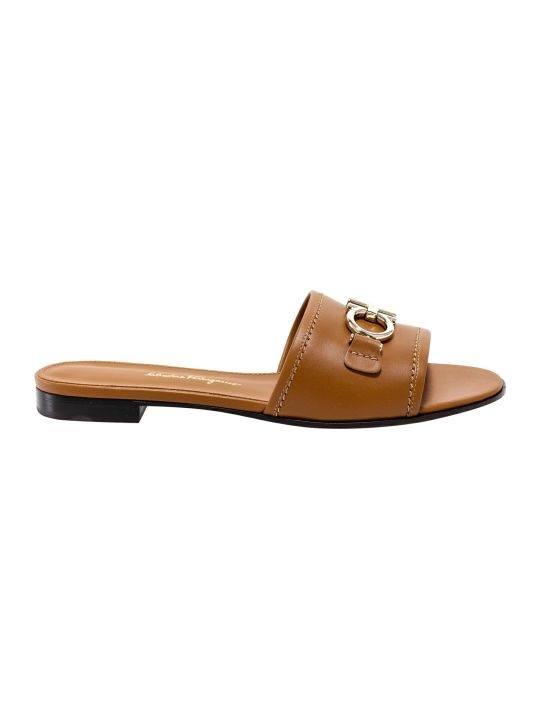 Salvatore Ferragamo Flat Sandals