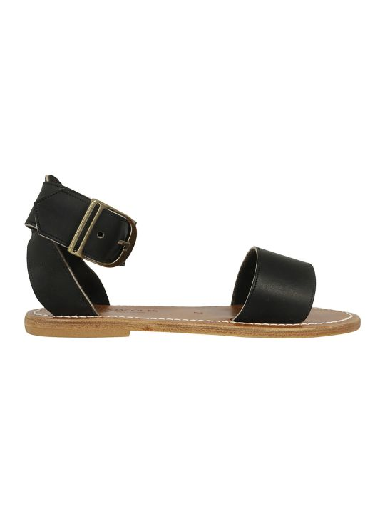 K.Jacques Carbet Buckle Sandals