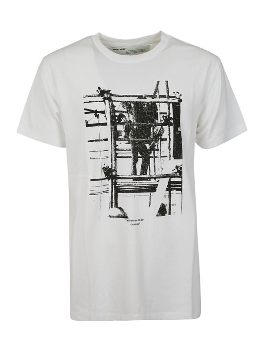 Off-White Scaffolding T-shirt