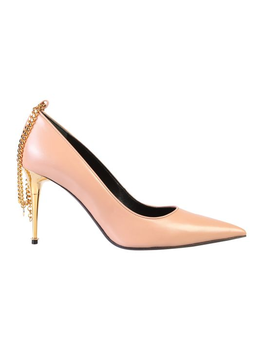 Tom Ford Chain Insert Pumps