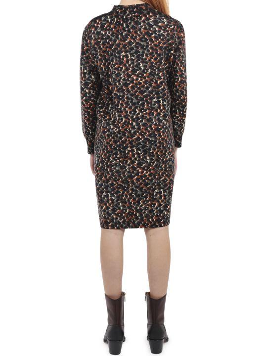 A.P.C. Leopard Feline Dress