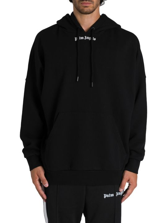 Palm Angels Hoodie Logo Over