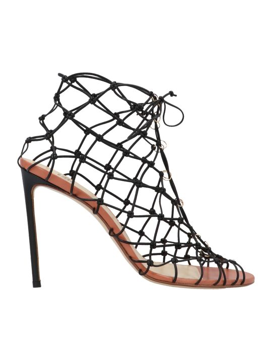 Francesco Russo 'mesh' Shoes