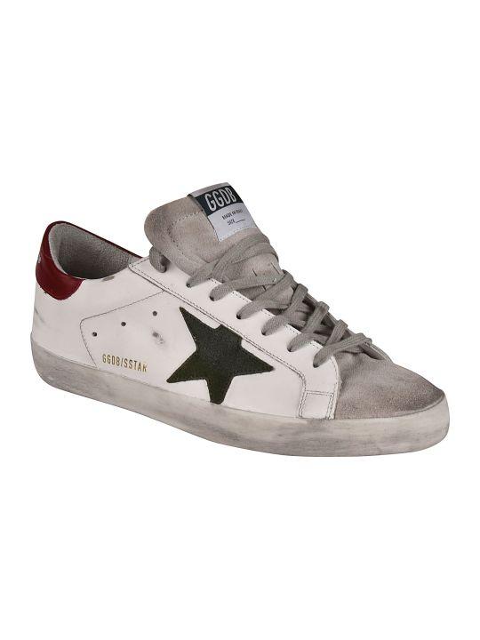 Golden Goose Superstar Low Top Sneakers