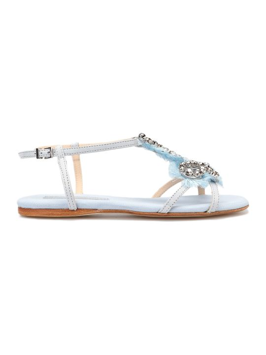 Anna Baiguera Strappy Sandals