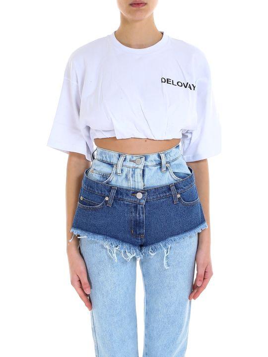 Natasha Zinko Top Delovaya T-shirt