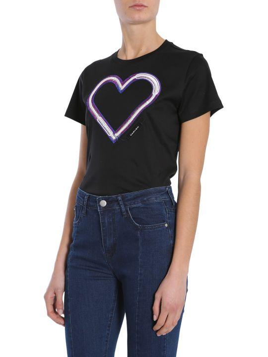 Carven Round Collar T-shirt