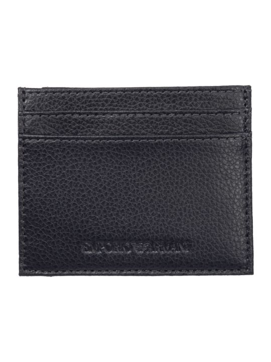 Emporio Armani Trpx Credit Card Holder