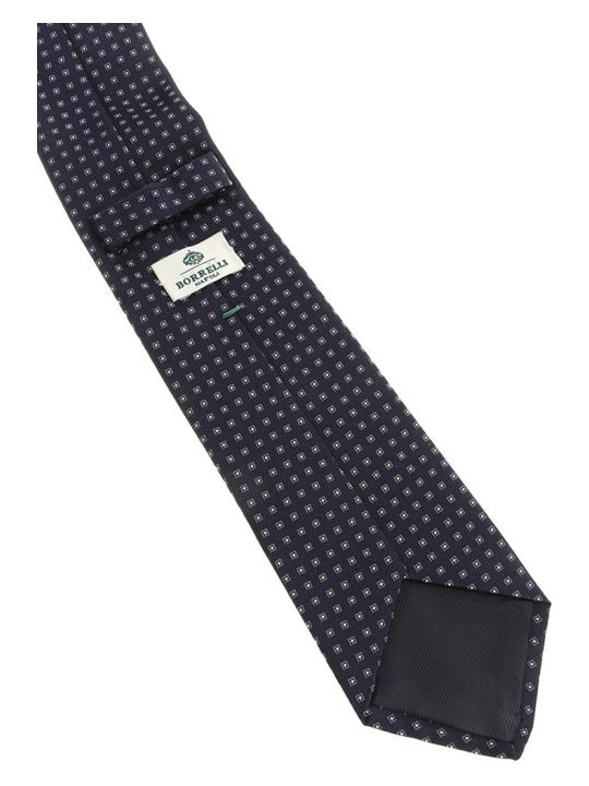 Luigi Borrelli Micro Pattern Tie