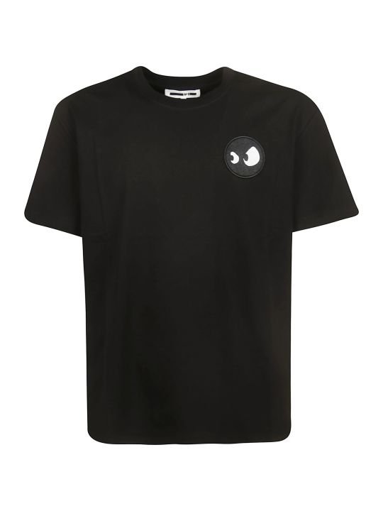 McQ Alexander McQueen Patch Detail T-shirt