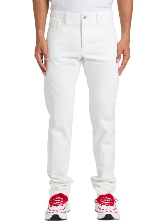 Moncler Genius Jeans By 1952 + Valextra