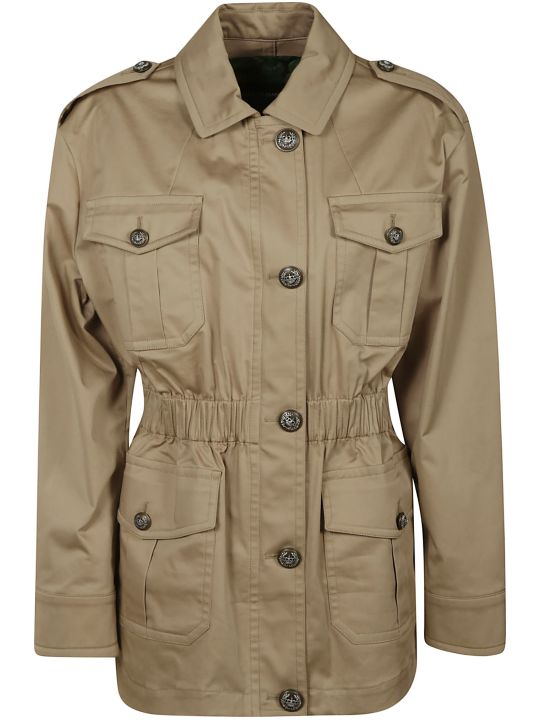 Dolce & Gabbana Buttoned Multi-pocket Jacket