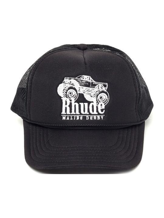Rhude 'trucker Malibu' Cap