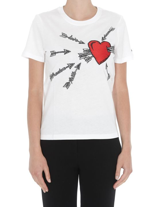 RED Valentino Logo T-shirt