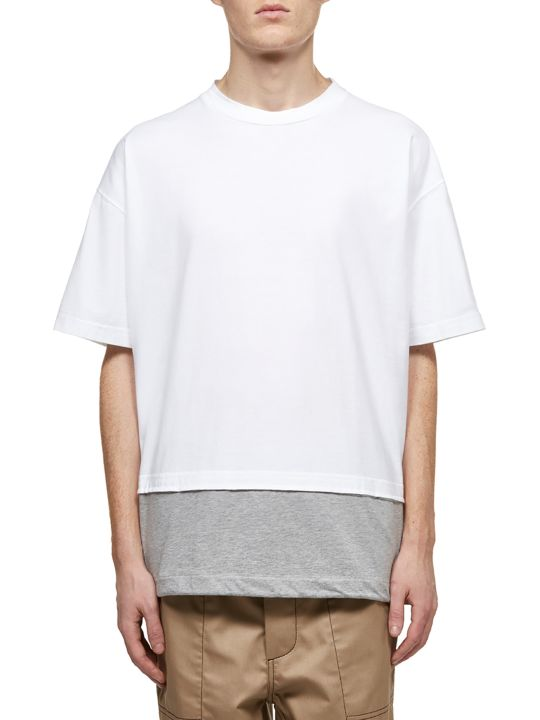Marni Layered Logo T-shirt