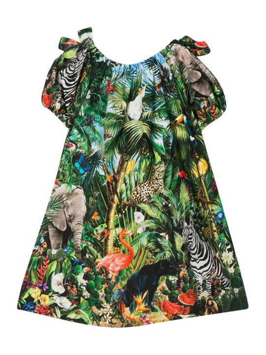 Dolce & Gabbana Tropical Dress