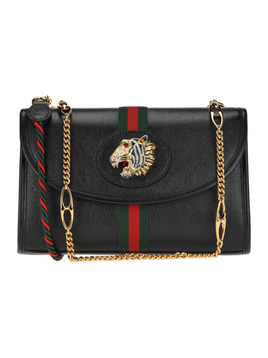 Gucci Small Shoulder Bag Rajah  Web