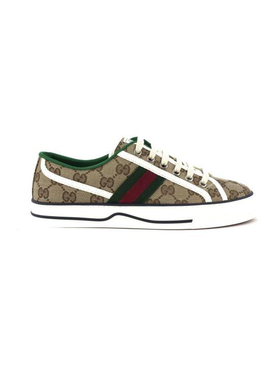 Gucci Gg Gucci Tennis 1977 Sneaker