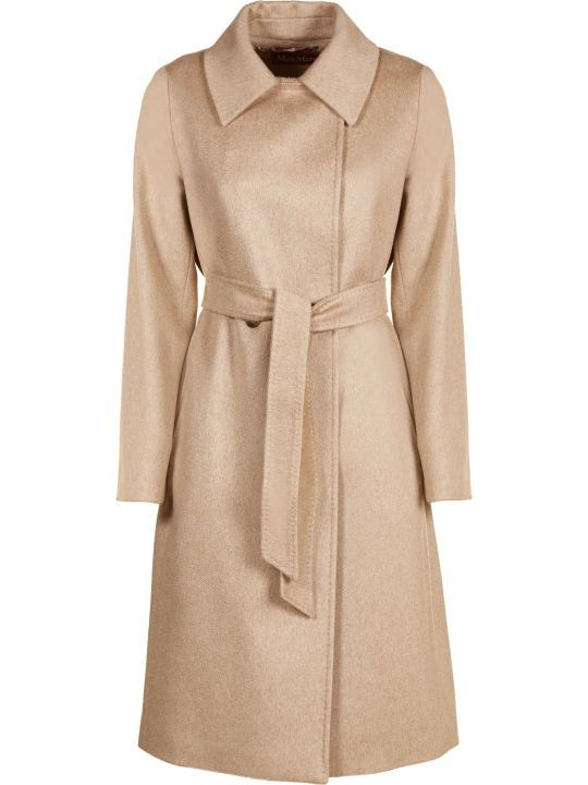 Max Mara Studio Belted Coat