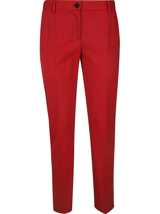 Dolce & Gabbana Straight Leg Trousers