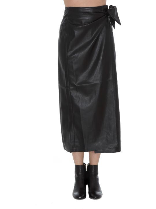 Nanushka Eco Leather Skirt