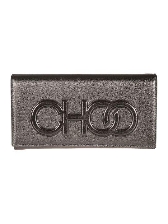 Jimmy Choo Santini Continental Wallet