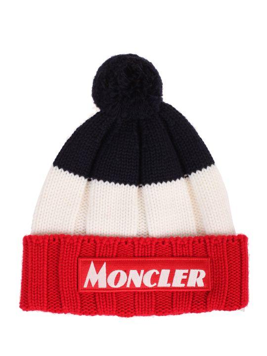Moncler tricot hat