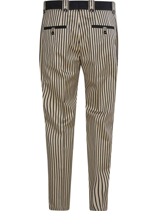 Dolce & Gabbana Striped Trousers