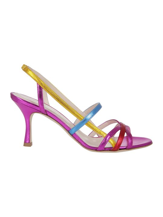 GIA COUTURE Strappy Sandals