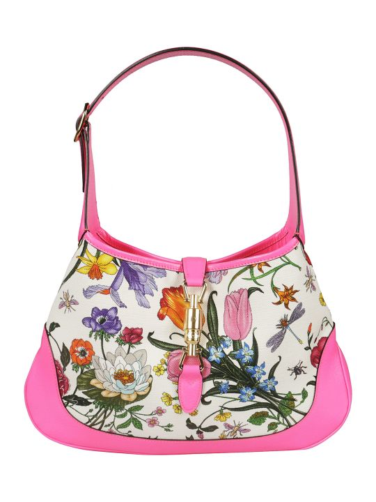 Gucci Floral Hobo Bag