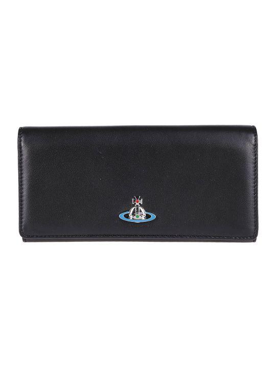 Vivienne Westwood Logo Wallet