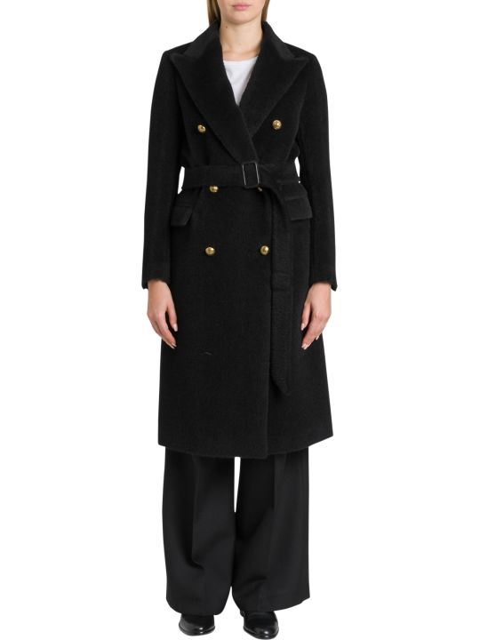 Tagliatore Jole Double-breasted Coat