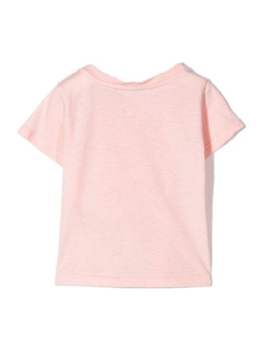 Fendi Pink Cotton T-shirt