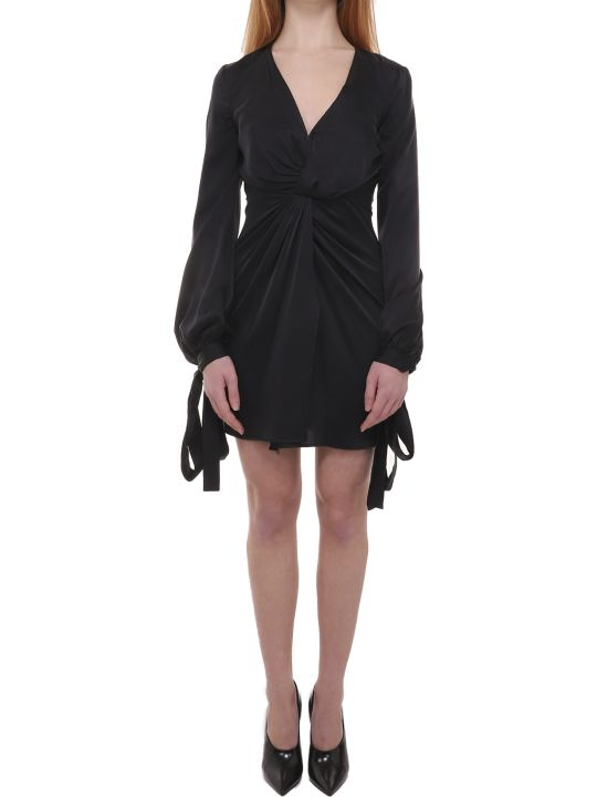 AMIRI Black Dress