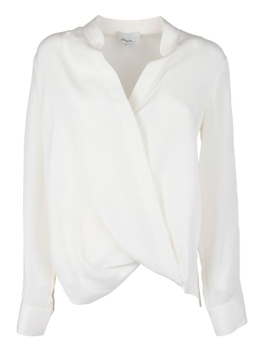 3.1 Phillip Lim Blouse Draped