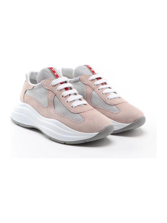 Prada Americas Cup Xl Sneaker