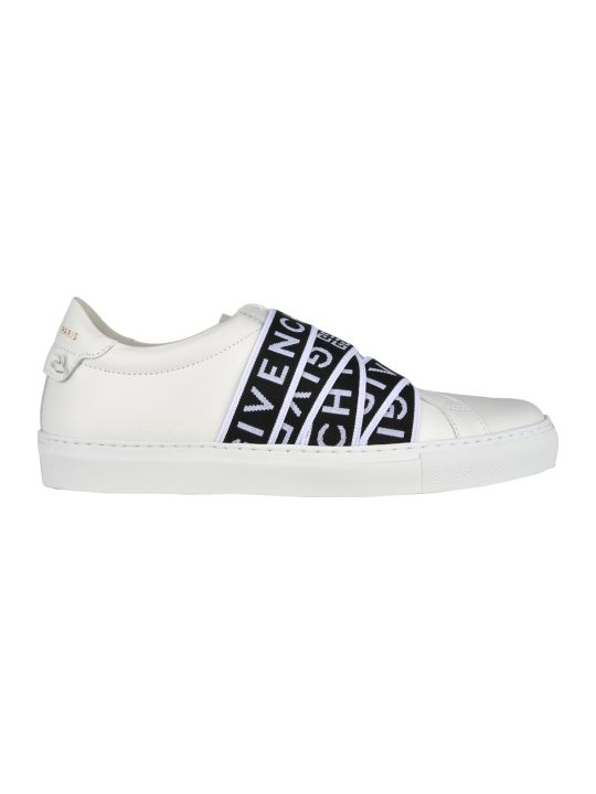 Givenchy Urban Street Low Sneaker With Webbing