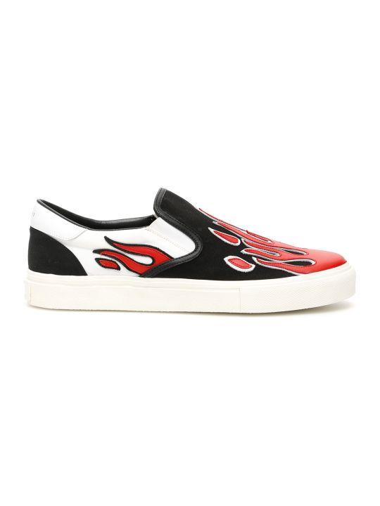 AMIRI Flame Slip-on Sneakers