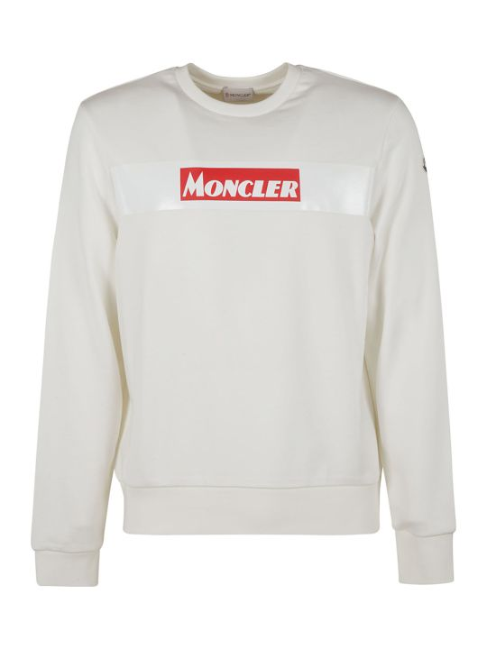Moncler Taped Logo Sweater