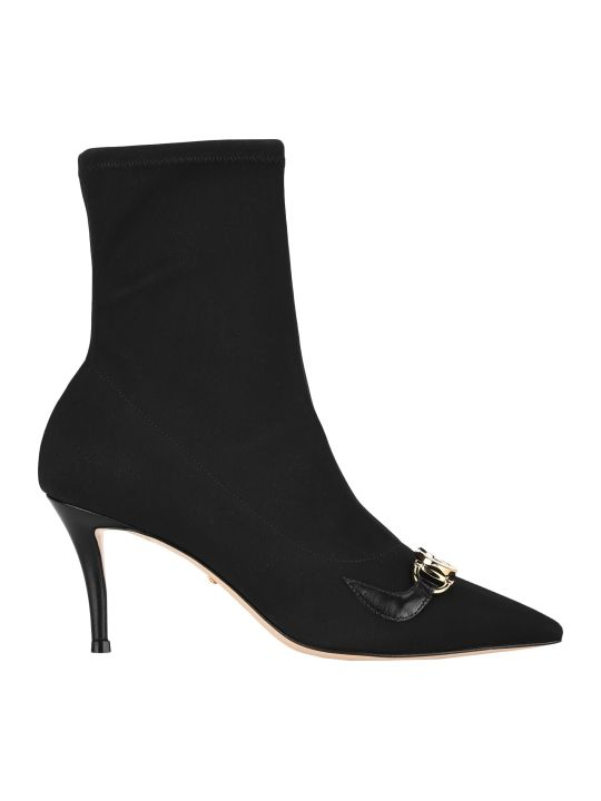 Gucci Zumi Mid-heel Ankle Boot