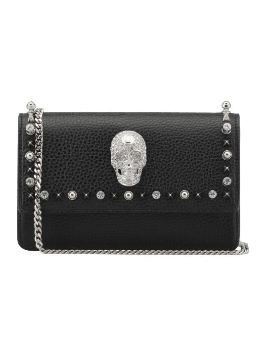 Philipp Plein Purse Leather