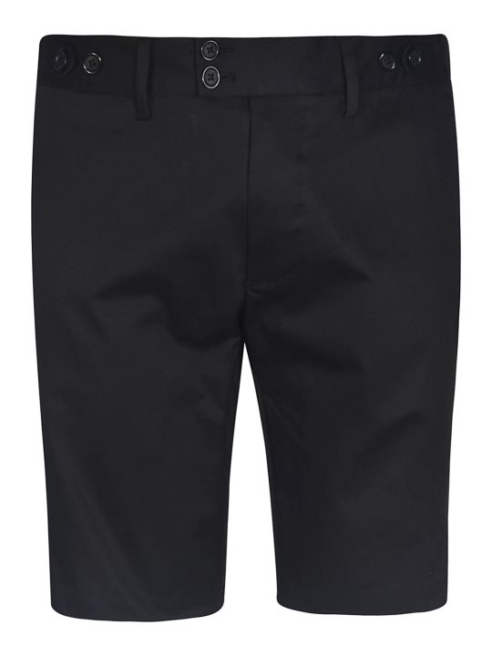 Dolce & Gabbana Classic Buttoned Shorts