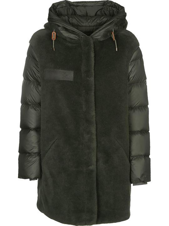 Mr & Mrs Italy Padded Coat