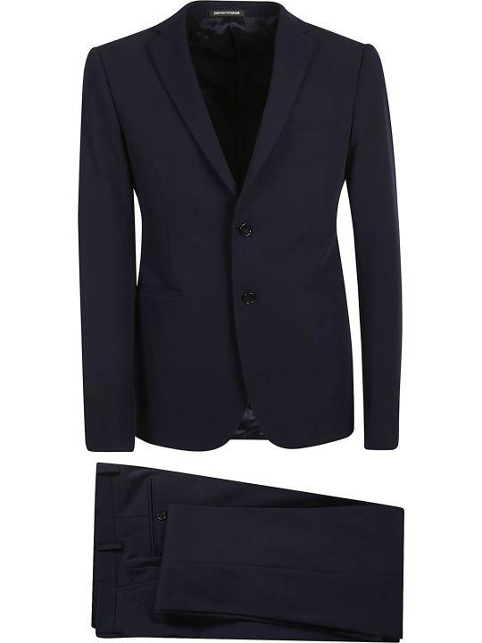 Emporio Armani Classic Two-button Single Breasted Suit